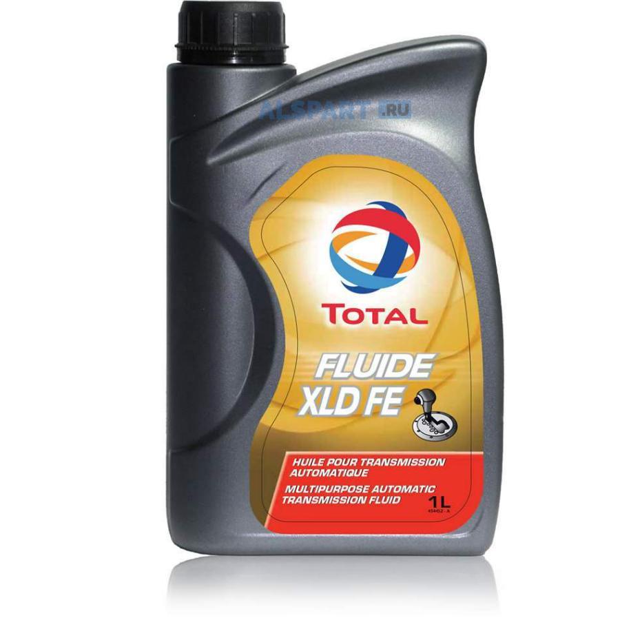 Масло трансмиссионное синтетическое FLUIDE XLD FE, 1л