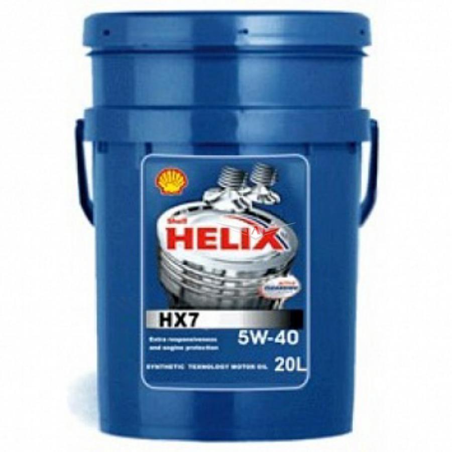 Масло моторное  Helix HX7 5W-40