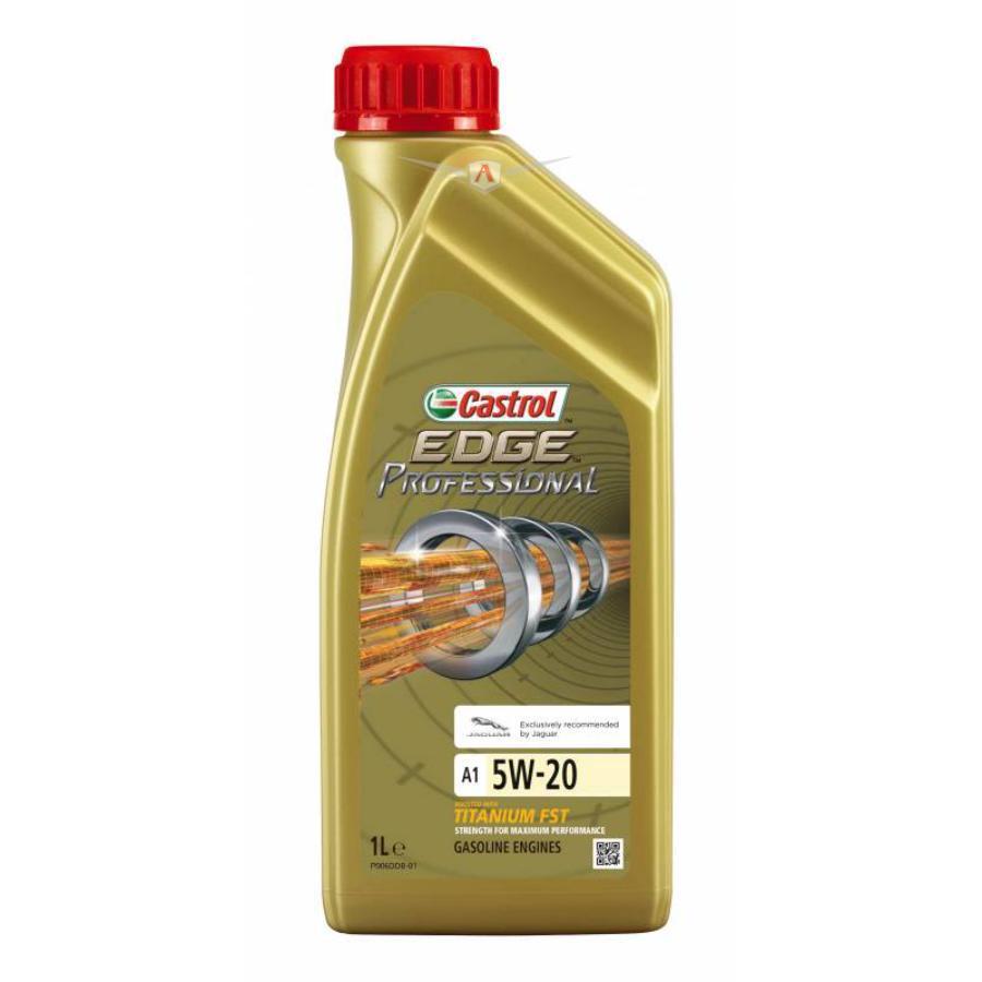 Масло моторное синтетическое EDGE Professional A1 Titanium FST 5W-20, 1л