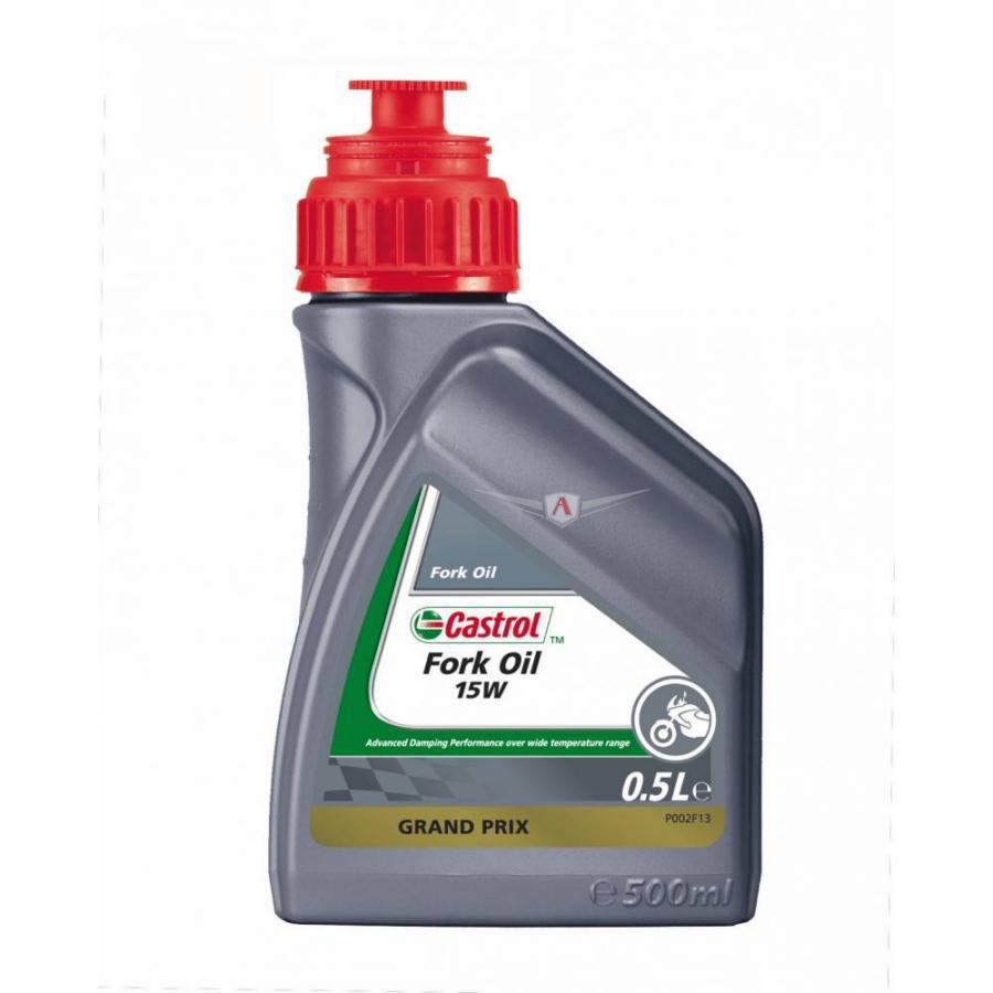 Масло для подвески Castrol Fork Oil 15W, 500 мл