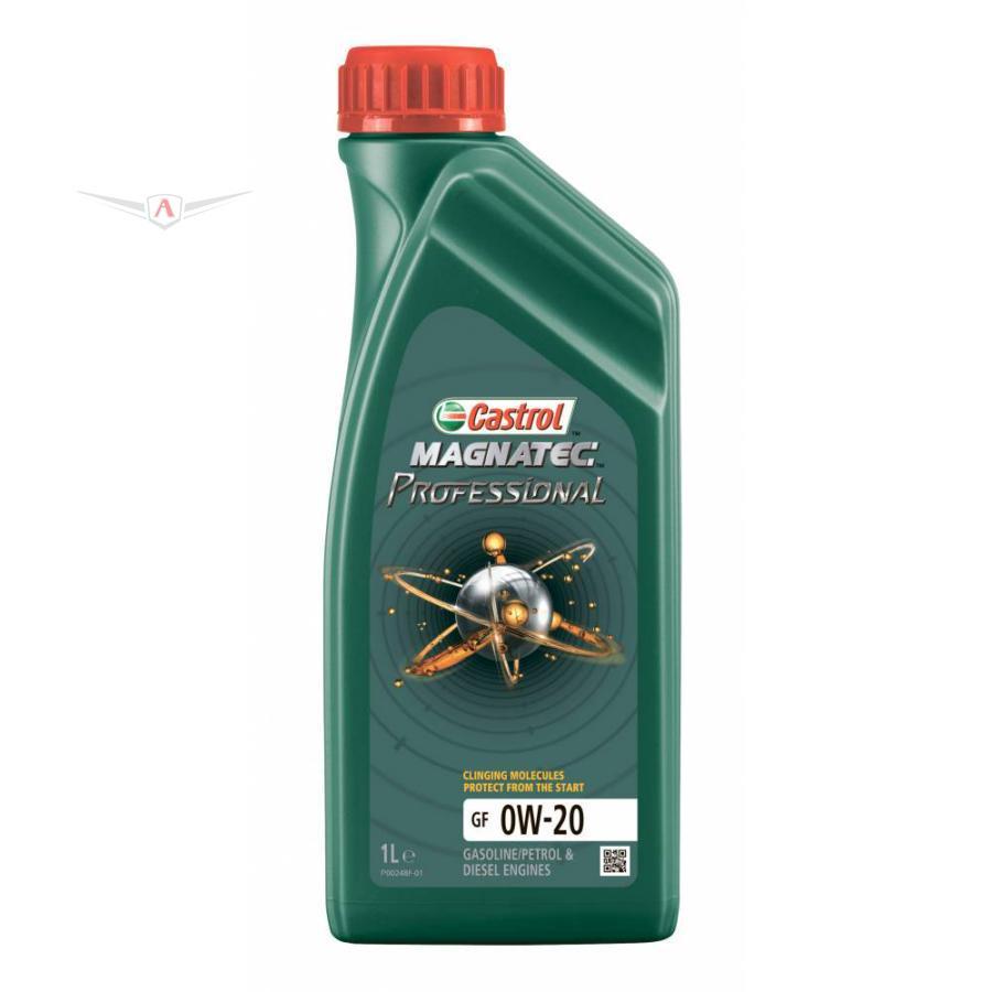 Масло моторное синтетическое Magnatec Professional GF 0W-20, 1л