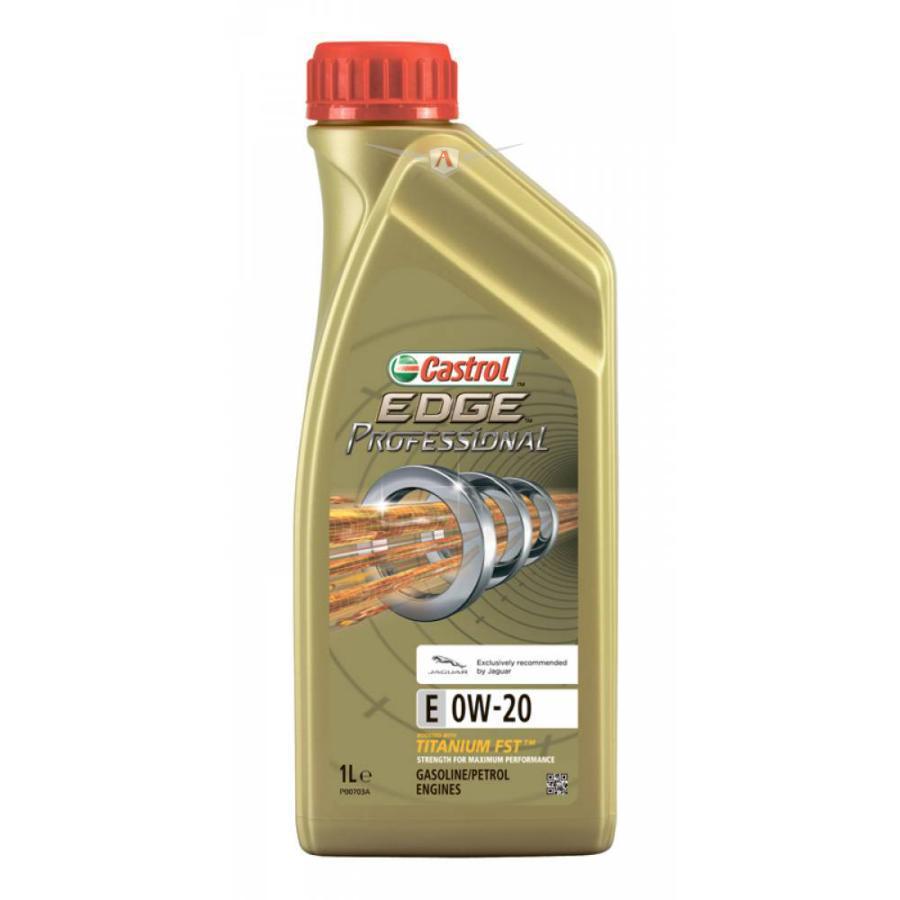 Масло моторное синтетическое EDGE Professional E Titanium FST 0W-20, 1л