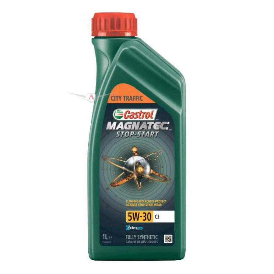 Масло моторное синтетическое Magnatec Stop-Start C3 5W-30, 1л