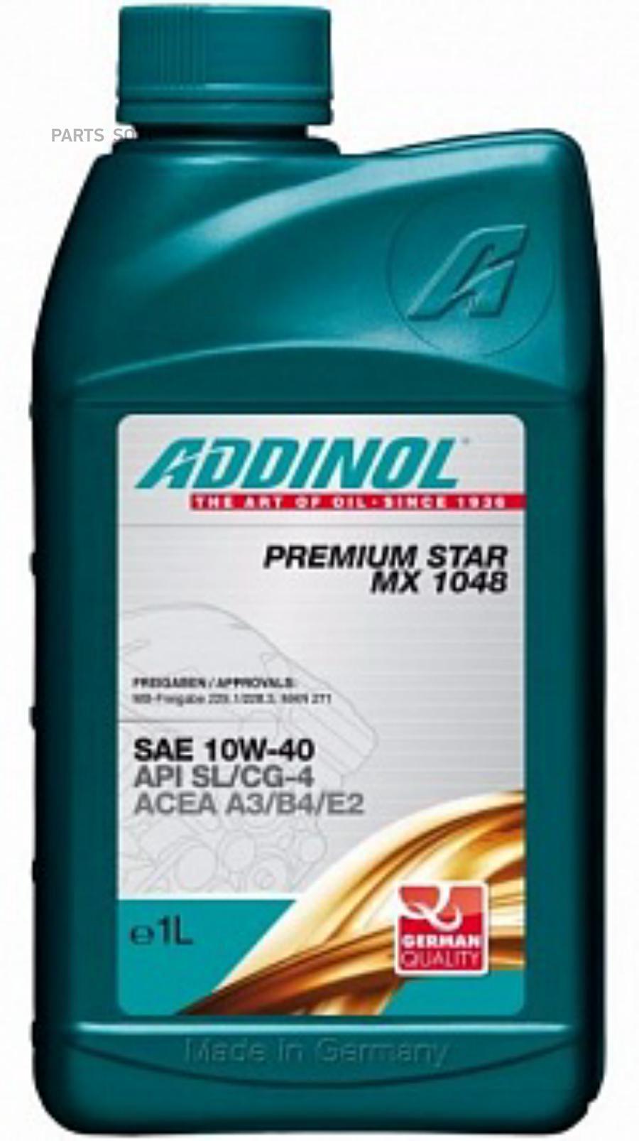 ADDINOL Premium Star MX 1048