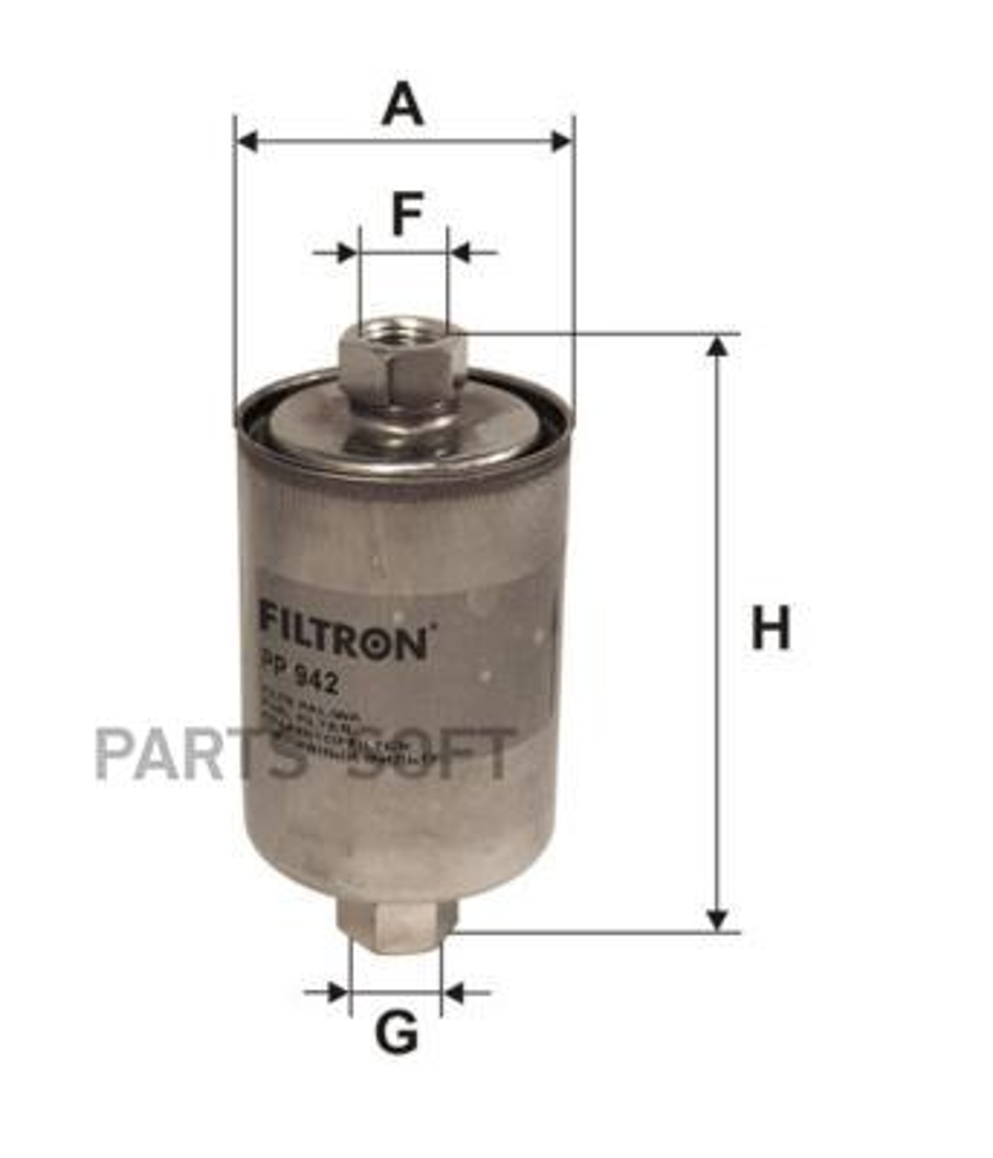 Фильтр топливный ROVER GROUP