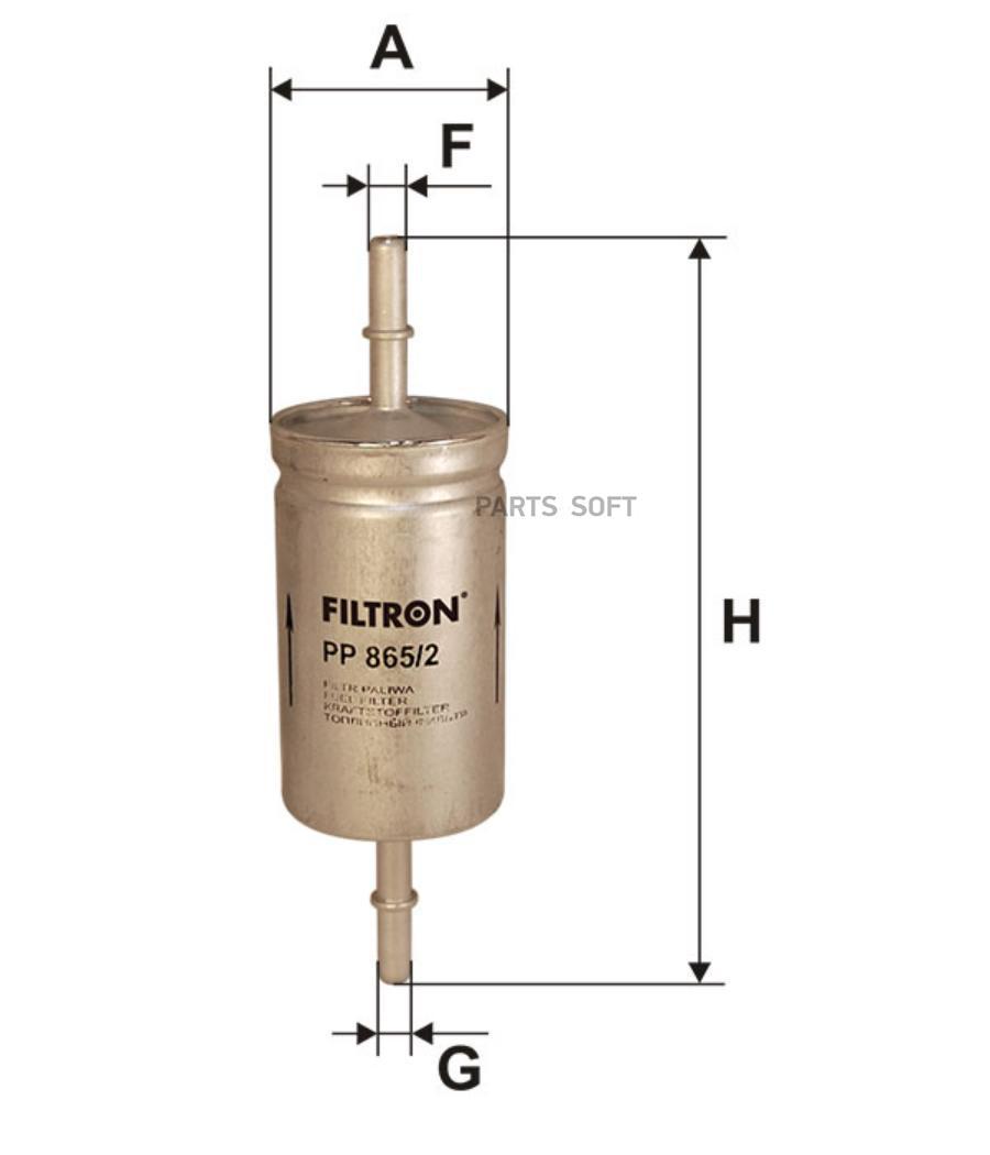 Фильтр топливный FORD