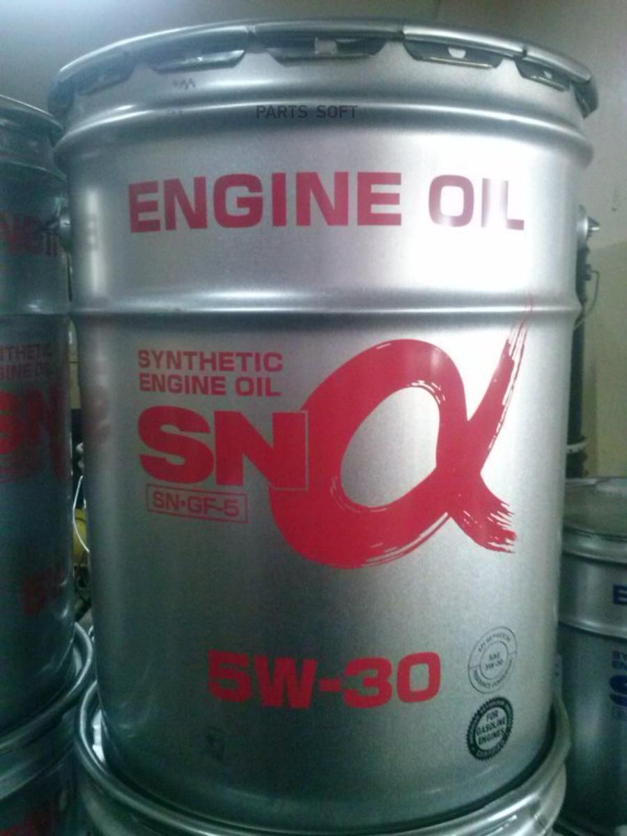 Масло моторное синтетическое SN/GF-5 5W-30, 20л