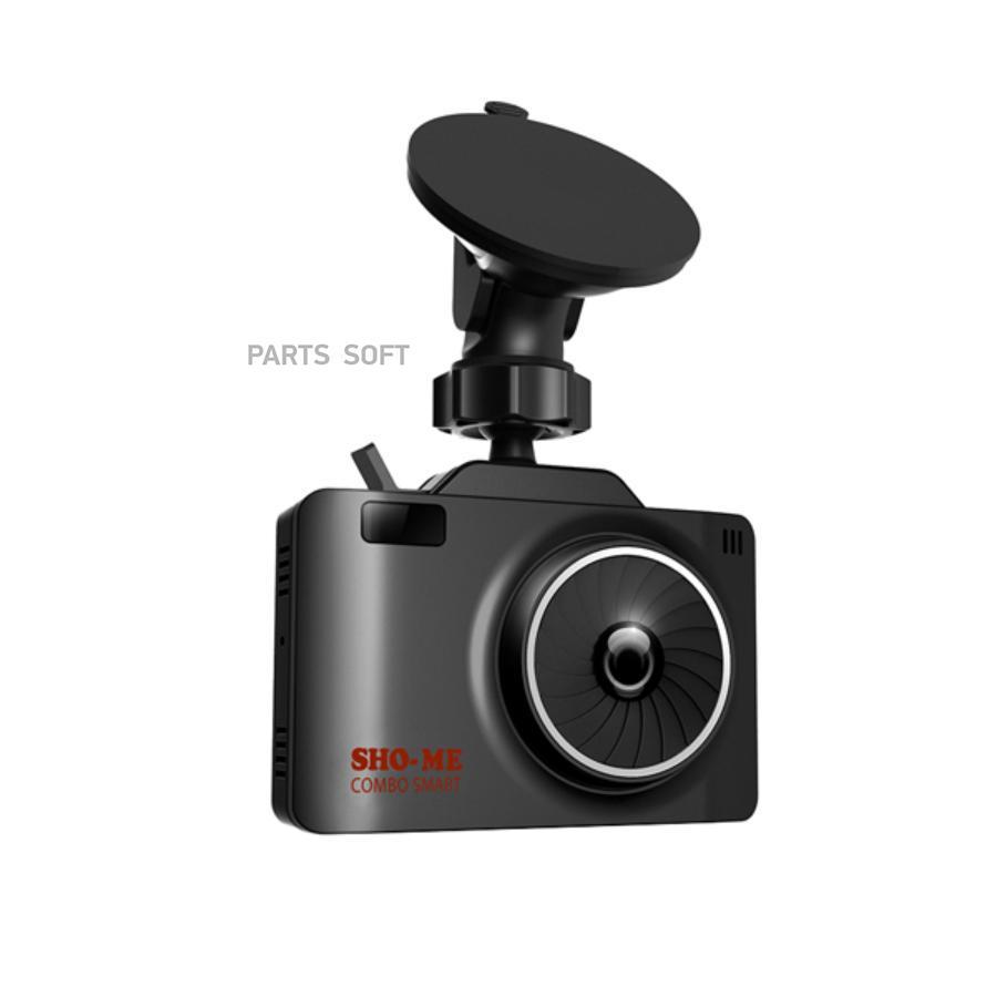 SHO-ME Combo SMART - видеорегистратор с антирадаром