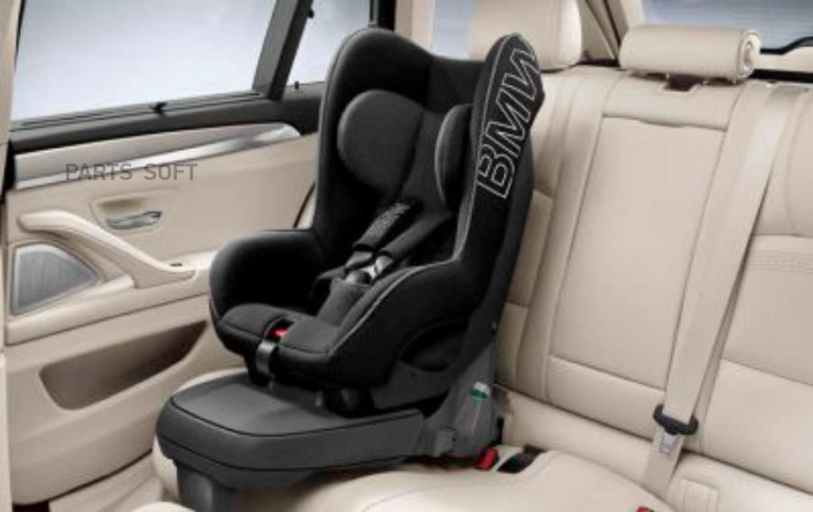 Детское автокресло BMW Junior Seat 1 Black - Anthracite