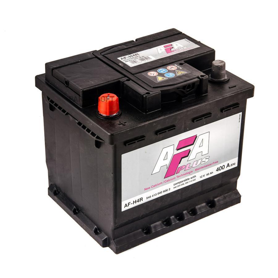 Аккумулятор AFA 45 А/ч 545413 AF EN400