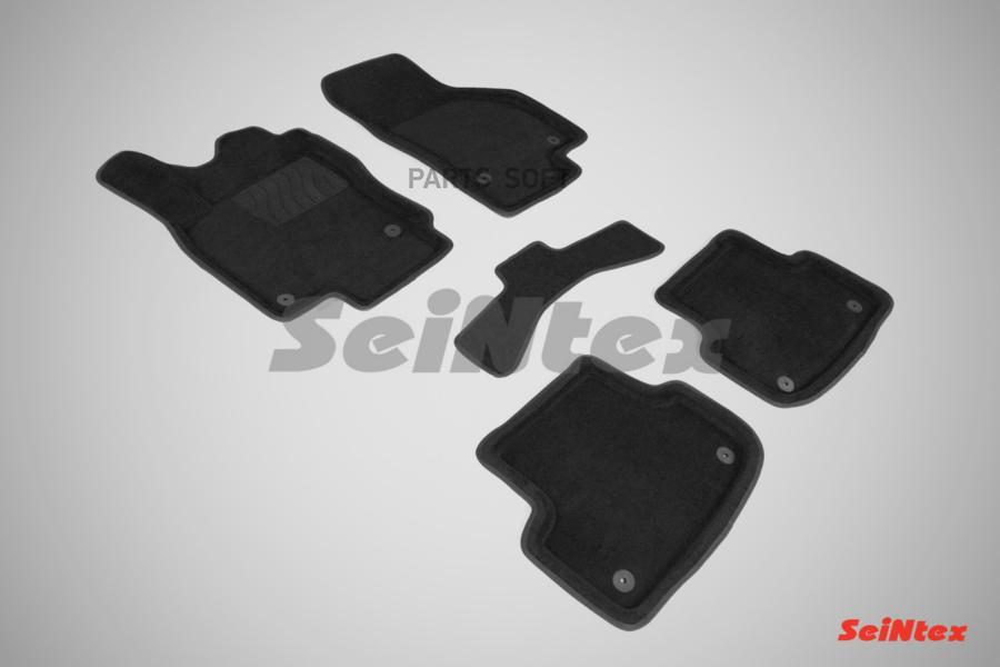 3D коврики для Audi A3 2012-н.в.
