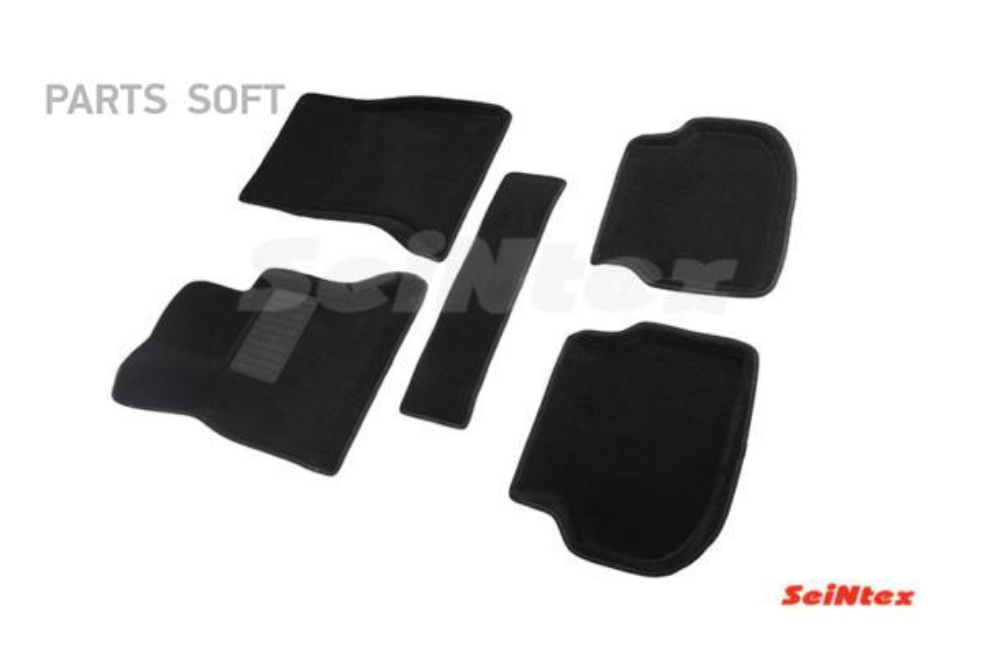 3D коврики для BMW 3 Ser F-34 GT 2011-н.в.