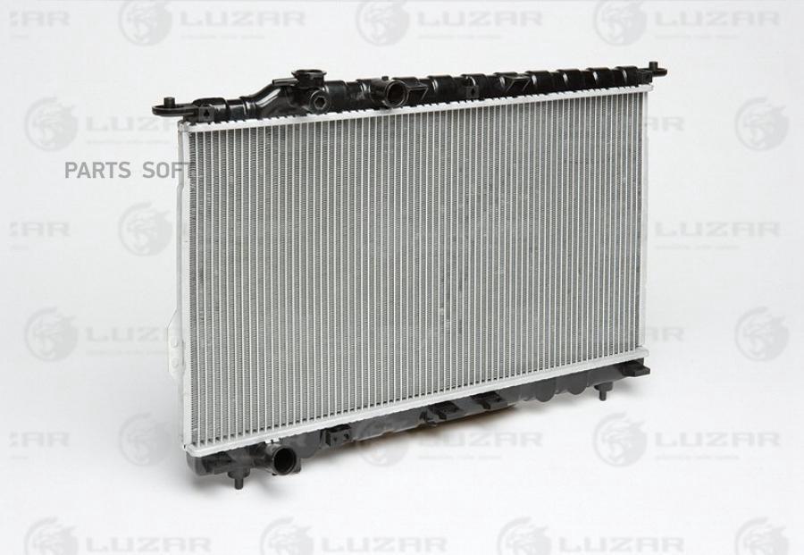 Радиатор охл. для а/м Hyundai Sonata (98-) 2.0/2.4/2.5/2.7 MT