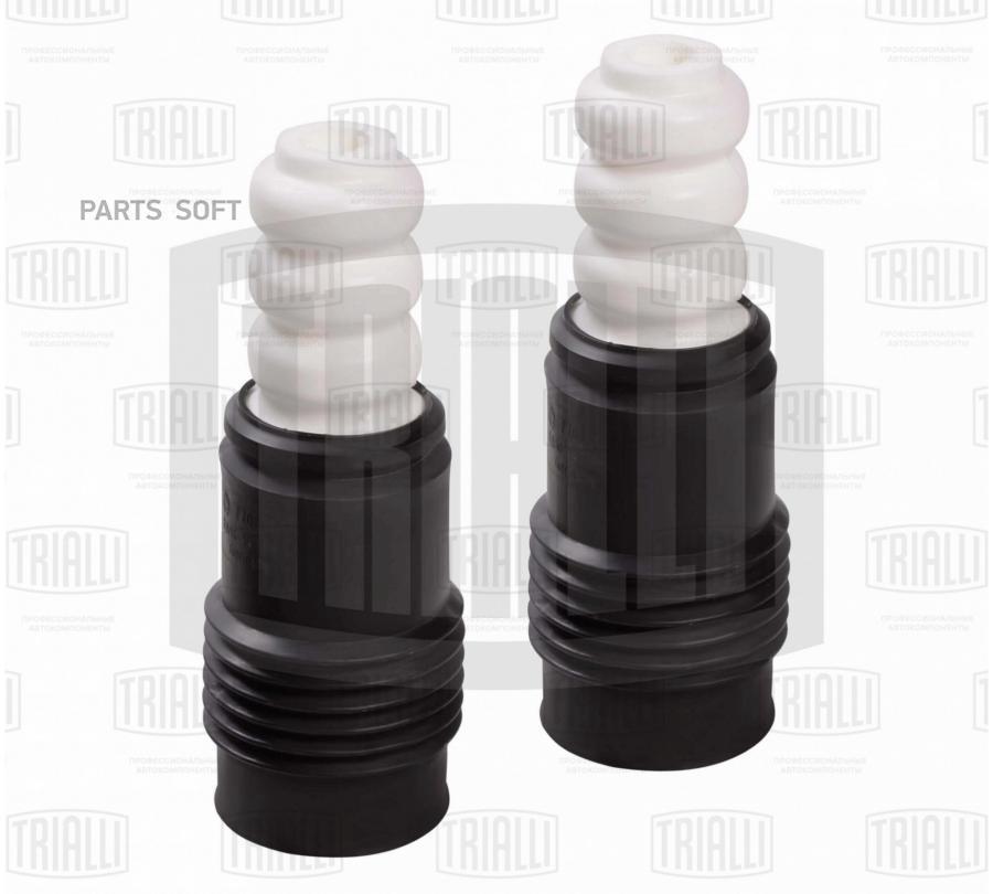Ремонтный комплект переднего амортизатора (кожух + отбойник) для автомобиля Лада Largus (12-)/X-Ray (15-)/Renault Logan (04-)/Duster (10-) (BCS 0105)
