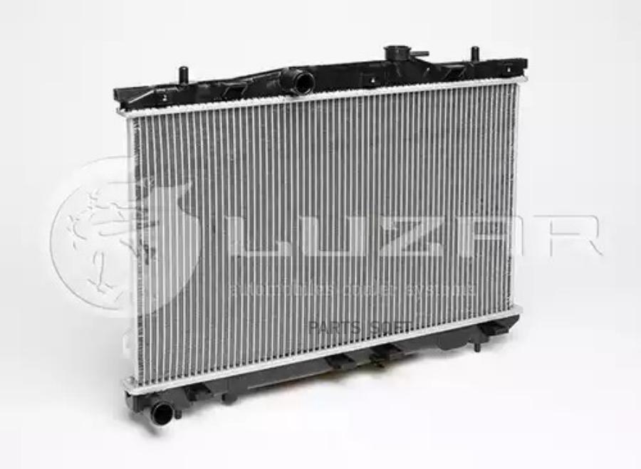 Радиатор охл. для а/м Hyundai Elantra (XD) (00-) 1.6i/2.0i MT