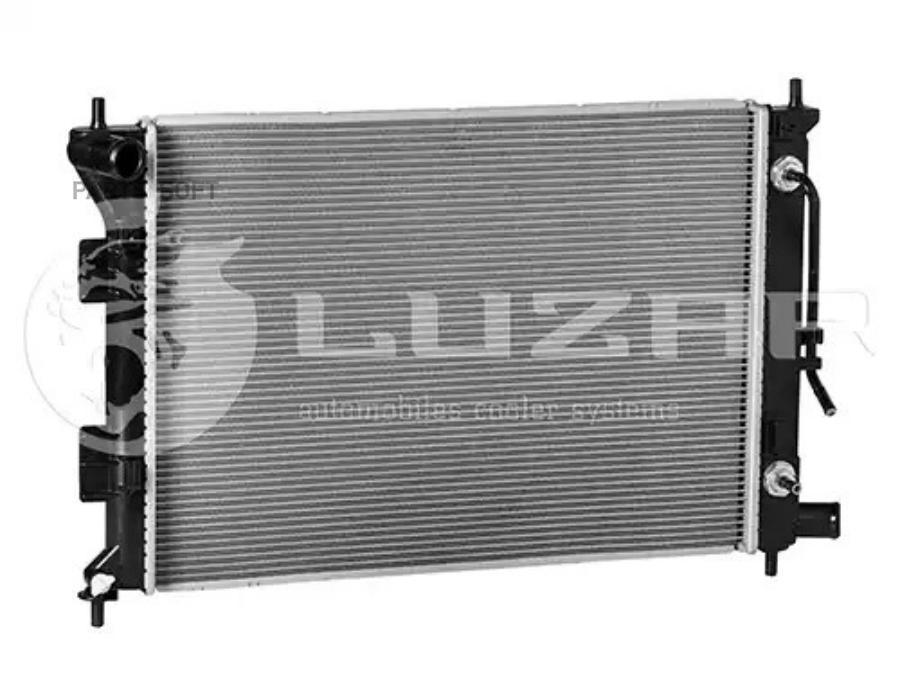 Радиатор охл. для а/м Kia CEED (12-)/Soul (08-)/Hyundai Elantra (MD) (11-) G AT