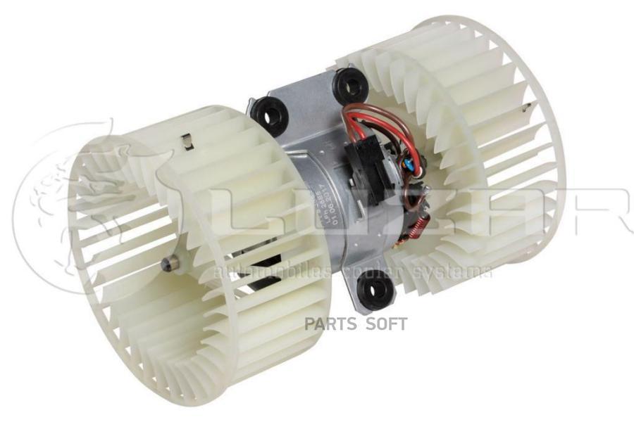 Э/вентилятор отоп. для а/м BMW X5 (E53) (00-)/Land Rover Range Rover III (02-)