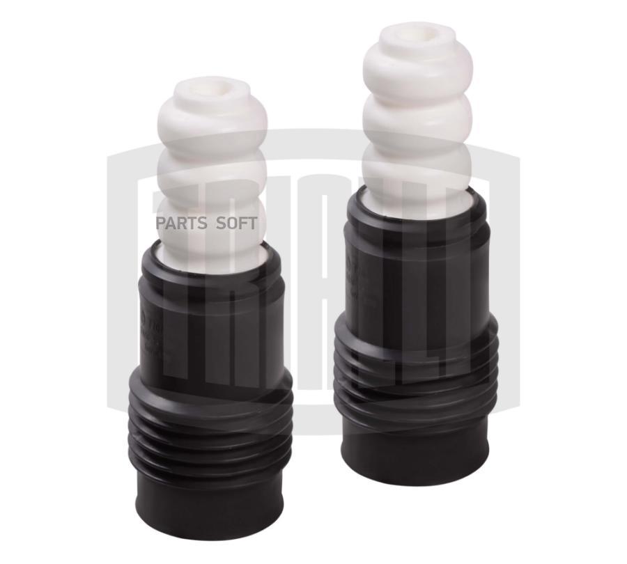 Ремонтный комплект переднего амортизатора (кожух + отбойник) для автомобиля Lada Largus (12-)/X-Ray (15-)/Renault Logan (04-)/Duster (10-)