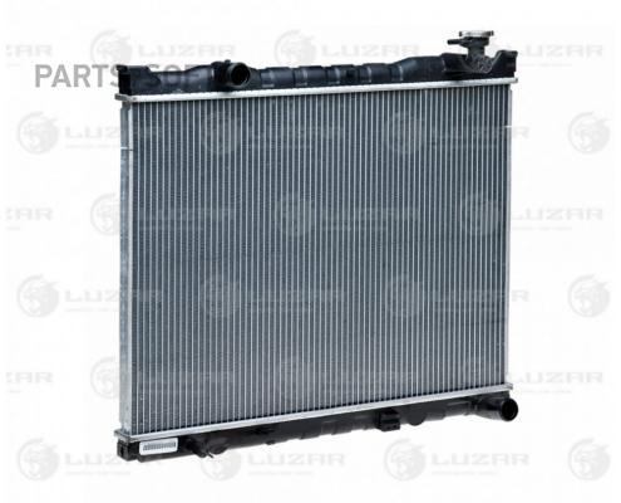 Радиатор охл. для а/м Kia Sorento (06-) 2.5D MT