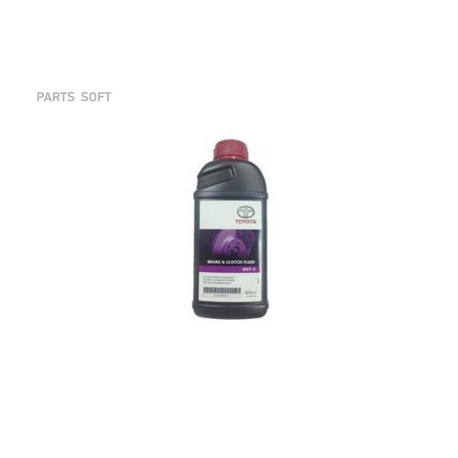 Жидкость тормозная DOT 4, 'Brake Clutch Fluid', '0,5л