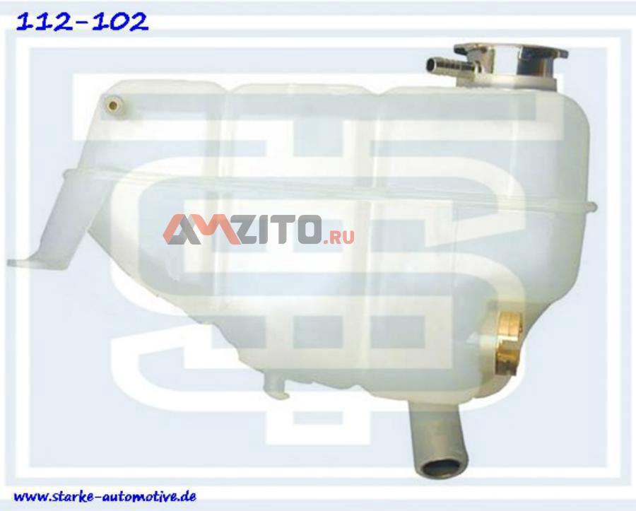 БАЧОК РАСШИРИТЕЛЬНЫЙ MER W124 (E200-E36AMG) 07.93-