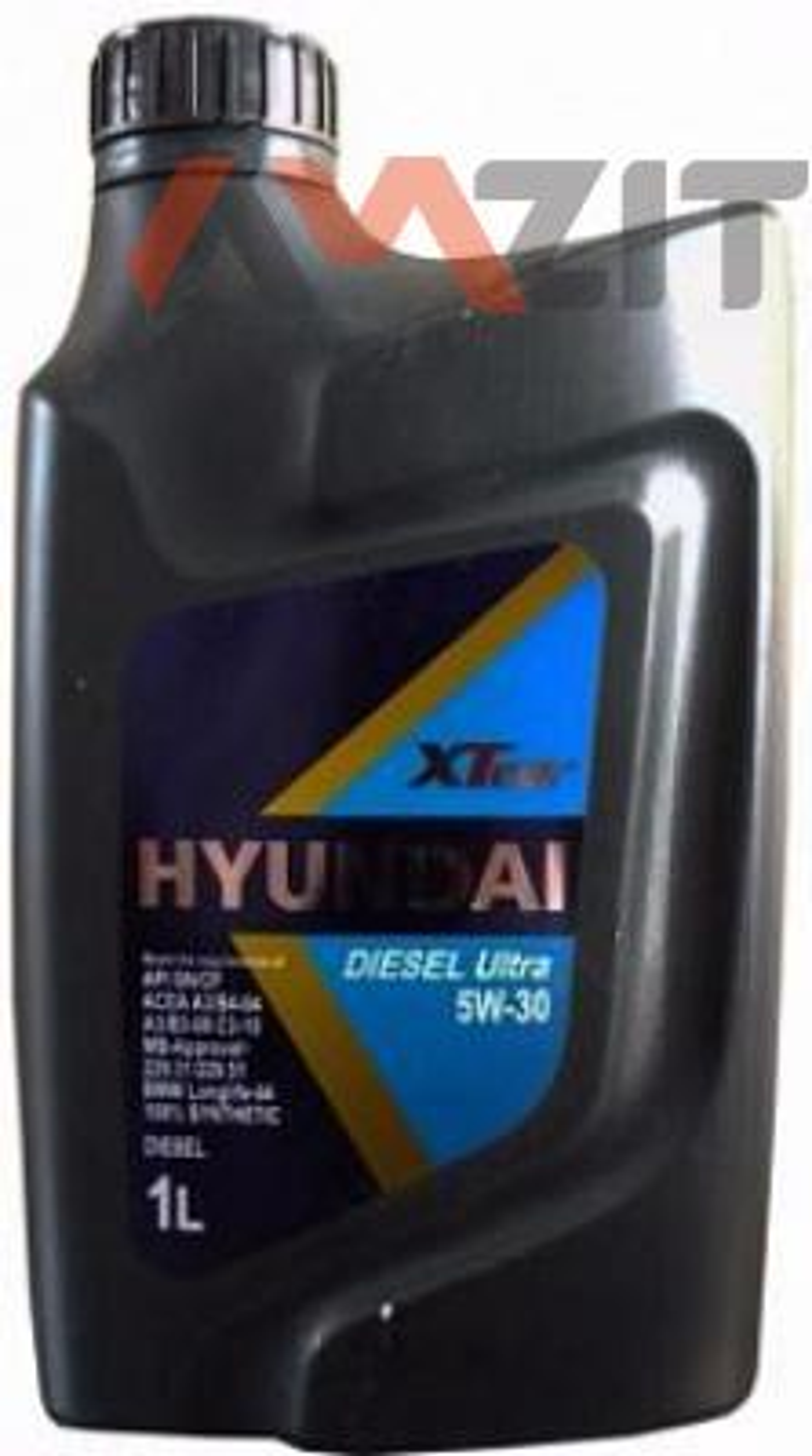 А/МАСЛО HYUNDAI XTEER DIESEL ULTRA SN/CF 5W30 1L (