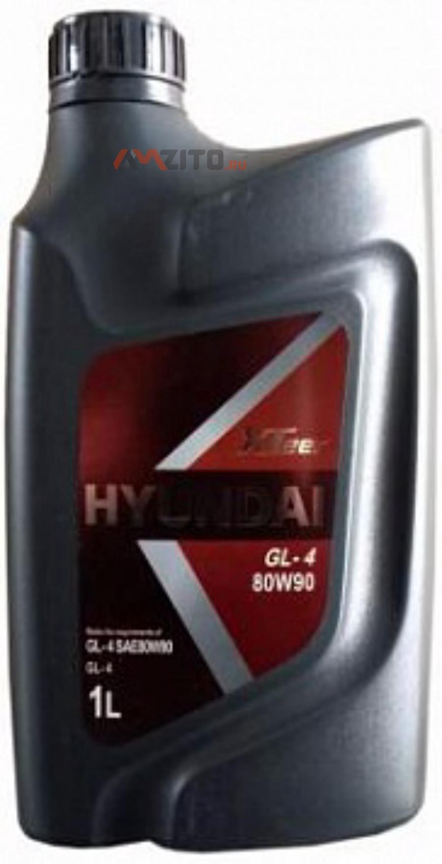HYUNDAI XTeer GL-4 80W-90