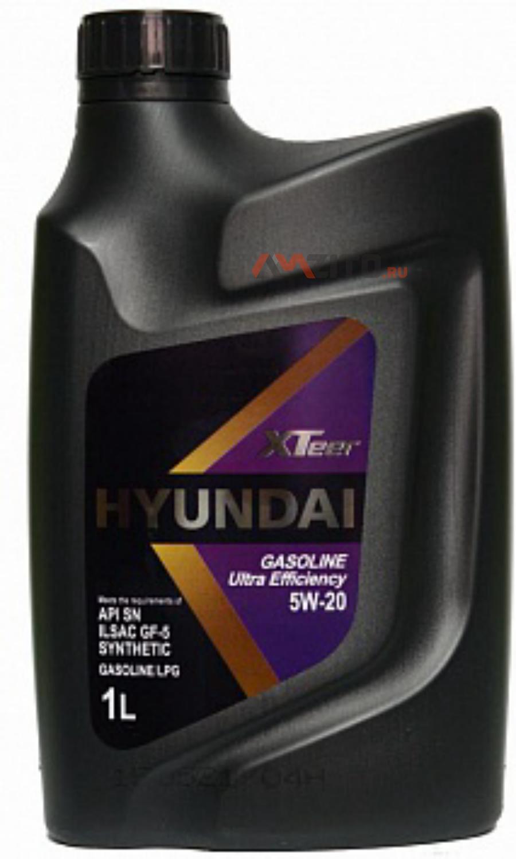 HYUNDAI XTeer Gasoline Ultra Efficiency 5W-20