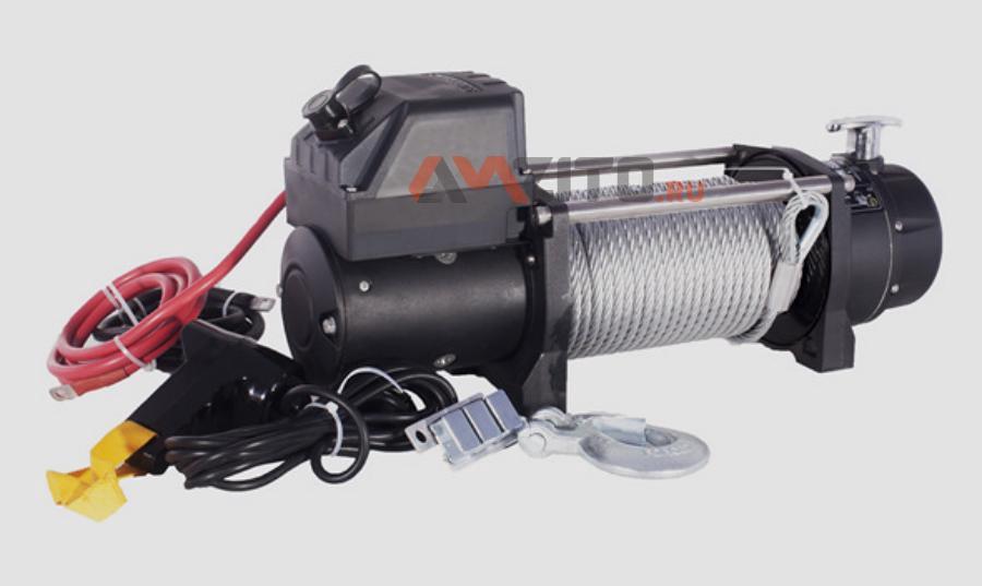 Лебедка электрическая Tigershark 9500 (12в) УАЗ 000000472302700