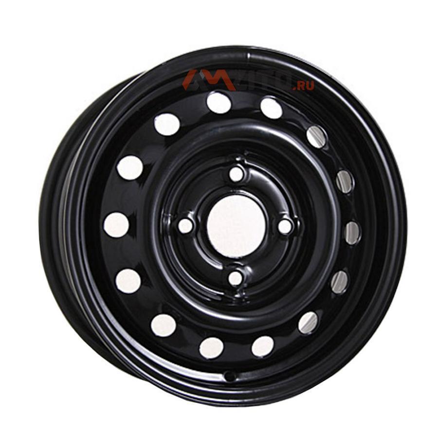 ТЗСК  Ford Mondeo  6,5\R16 5*108 ET50  d63,3  Черный-глянец
