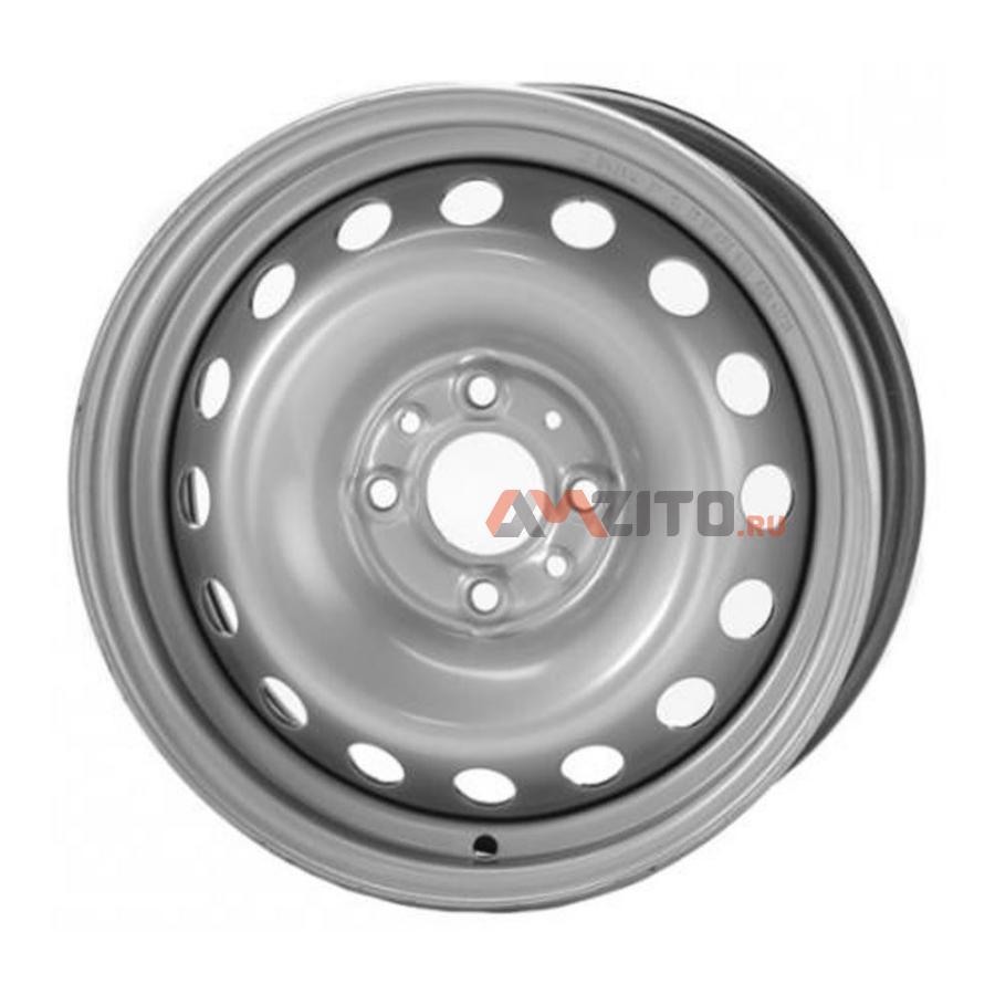 ТЗСК  Chevrolet Aveo  6,0\R15 5*105 ET39  d56,6  Черный-глянец