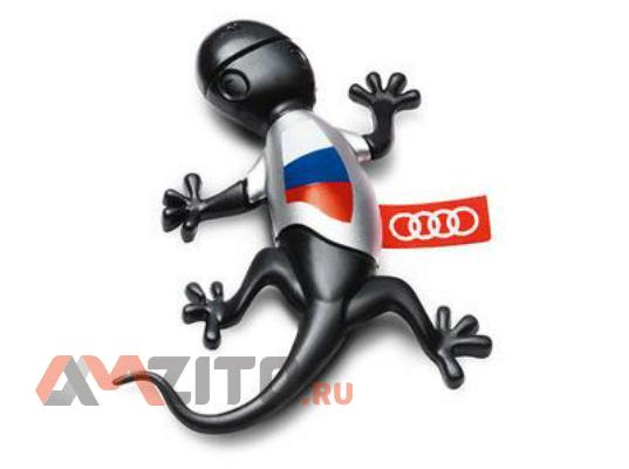 Ароматизатор воздуха в салон Audi Russia Gecko Cockpit Air Freshener Scent Woody