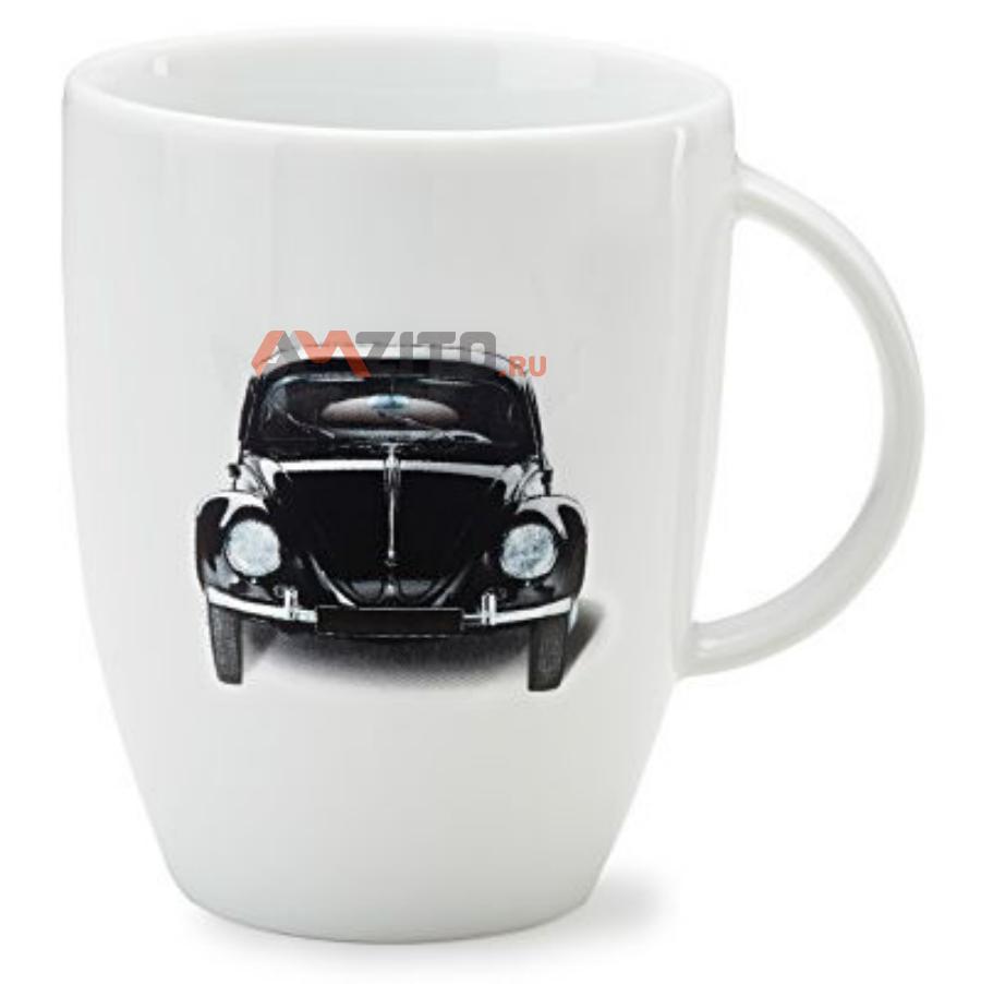 Фарфоровая кружка Volkswagen Classic Mug Beetle
