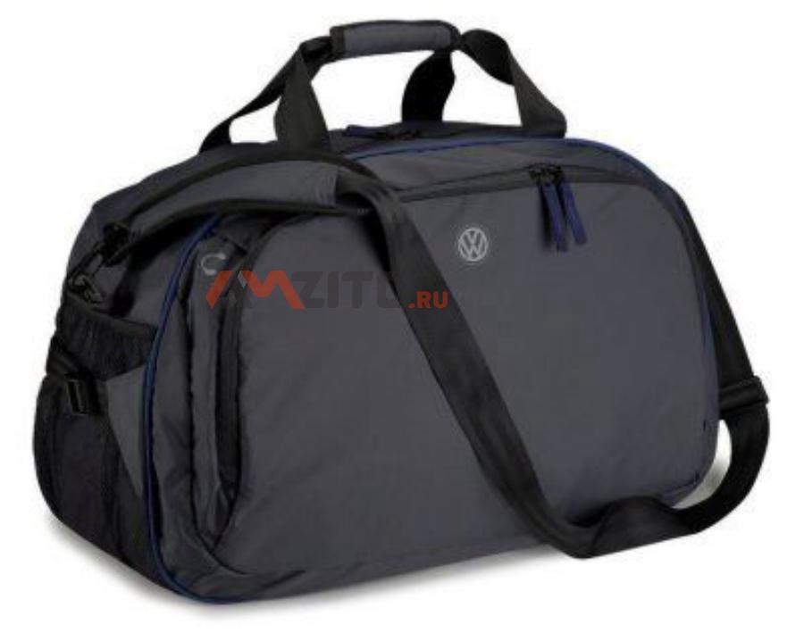 Спортивная сумка Volkswagen Logo Sports Bag Black