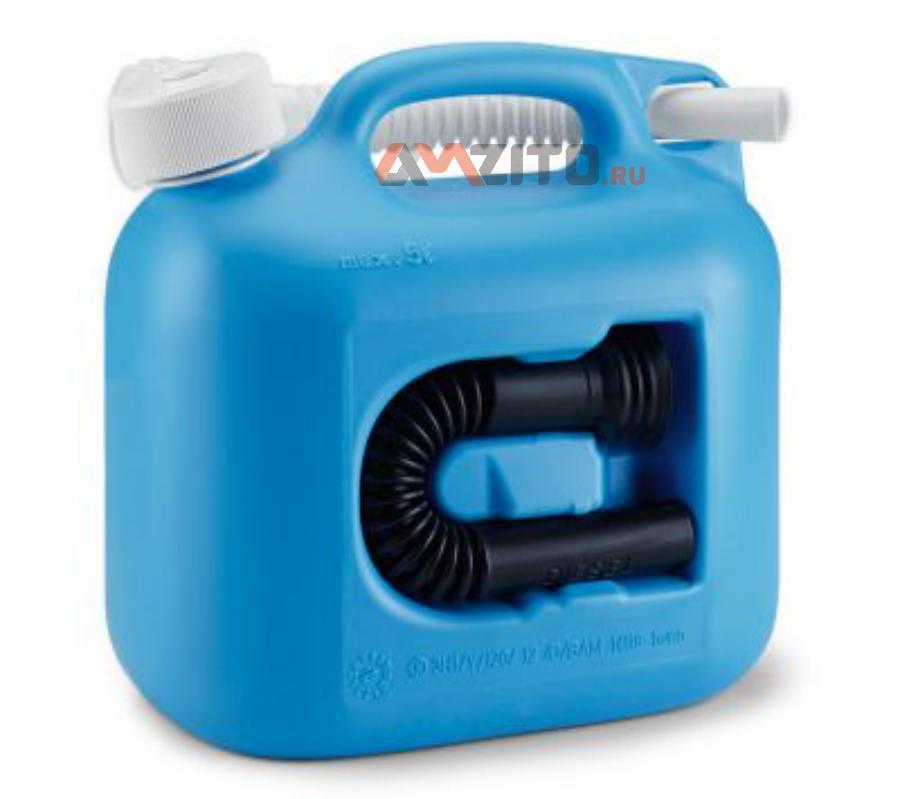 Запасная пластиковая канистра Volkswagen Fuel Tank 5l
