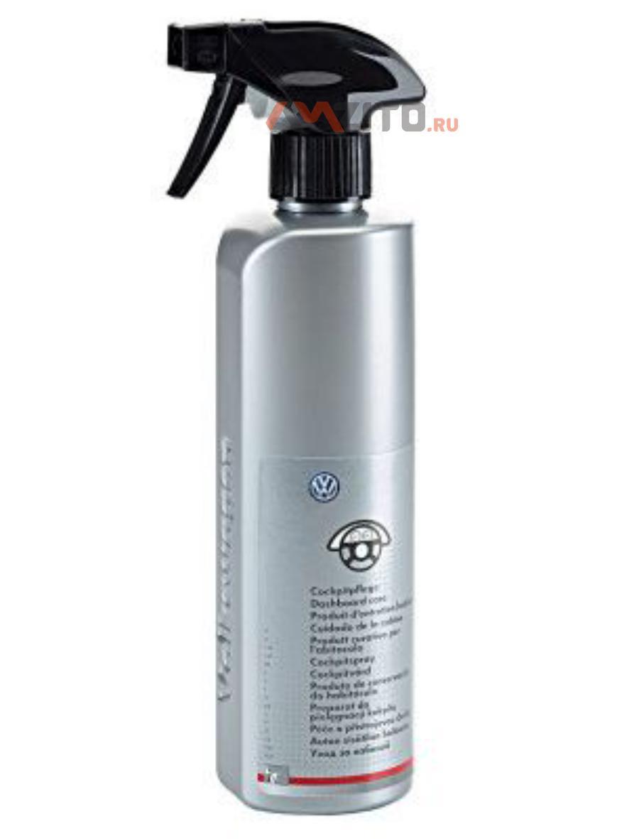 Чистящее средство для пластиковых деталей салона Volkswagen 500 мл.