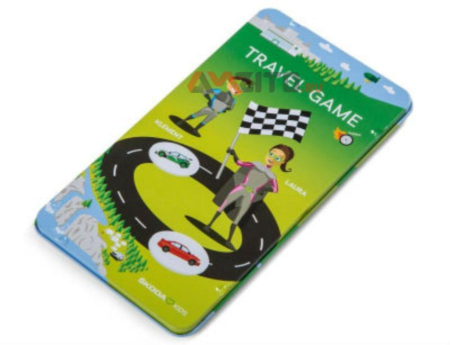 Детская игра для путешествий