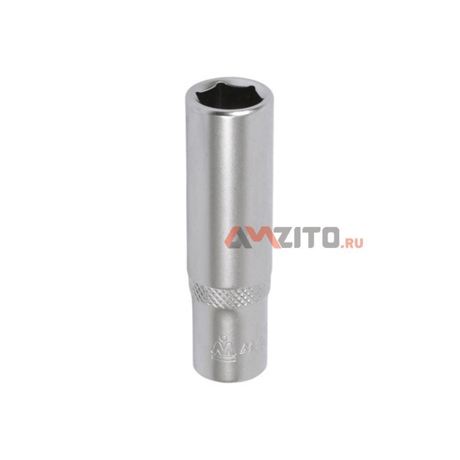 """Головка торцевая глубокая шестигранная 1/2"""", 24 мм МАСТАК 001-40024"""