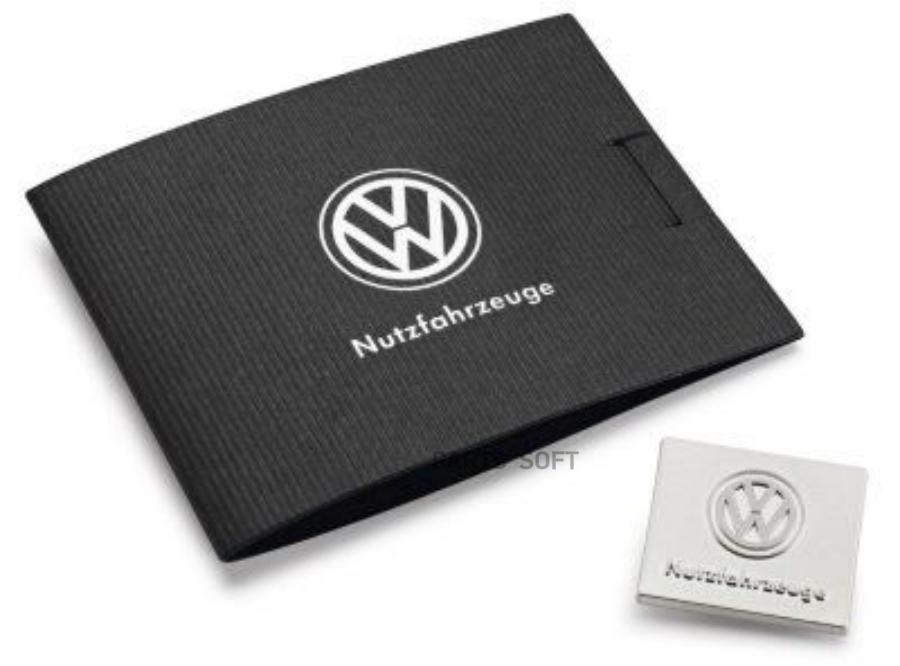 Значок Volkswagen Lapel Pin Commercial Vehicles