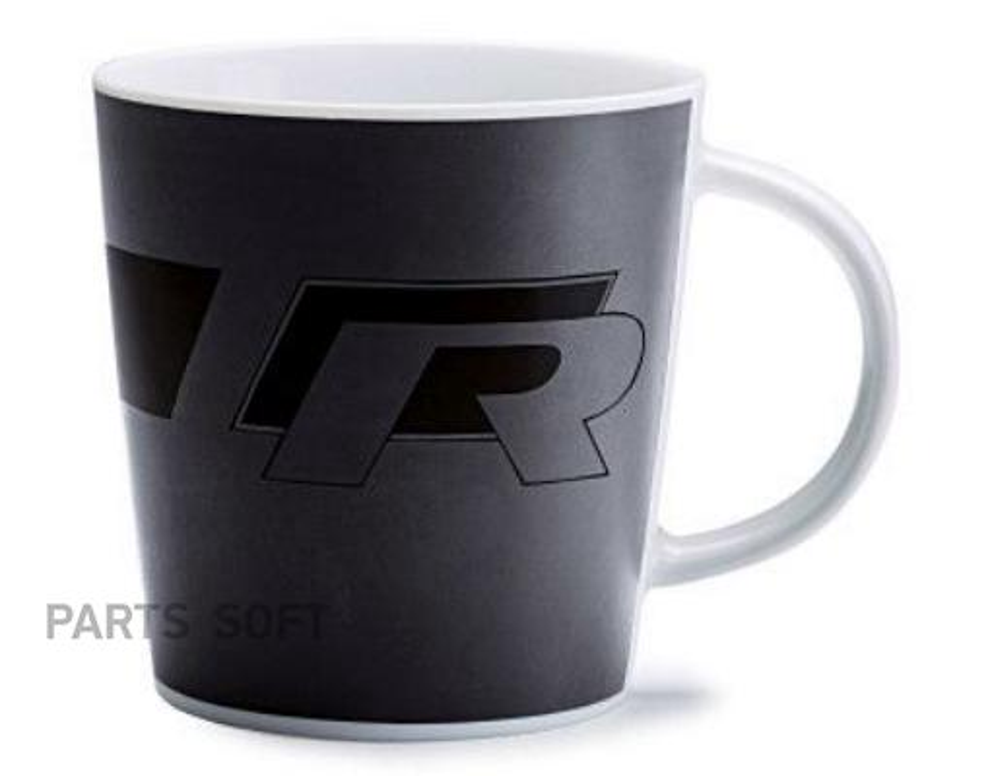 Кофейная кружка Volkswagen R Collection Mug Black
