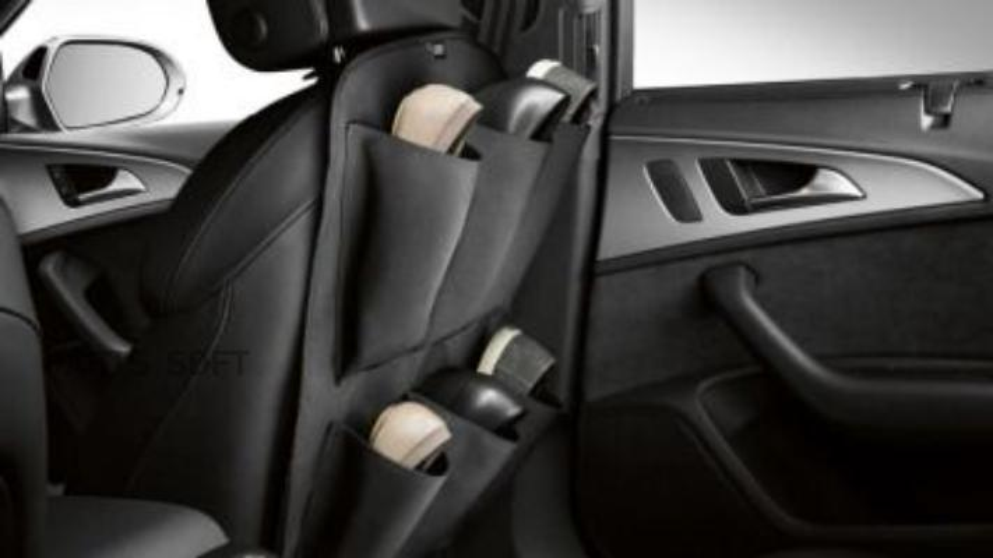 Органайзер для обуви на спинку сиденья Audi