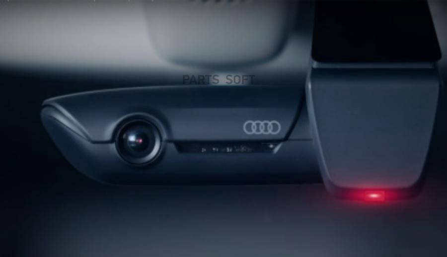 Оригинальный видеорегистратор Audi фронтальный (1 камера спереди)