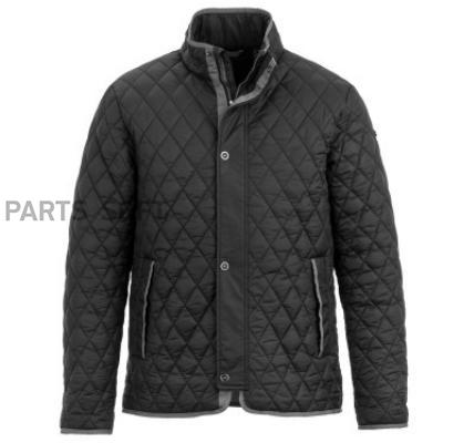 Мужская куртка Audi Quilted Jacket Mens Black