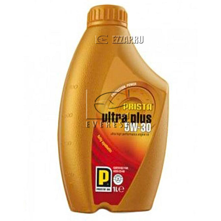 INV20445 Моторное масло PRISTAULTRAPLUS синт. 5W30, 1л. ACEAС3, APISN/SM/CF, BMWLonglife-04, шт