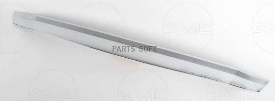Дефлектор капота Chrome KIA Sportage 2010-