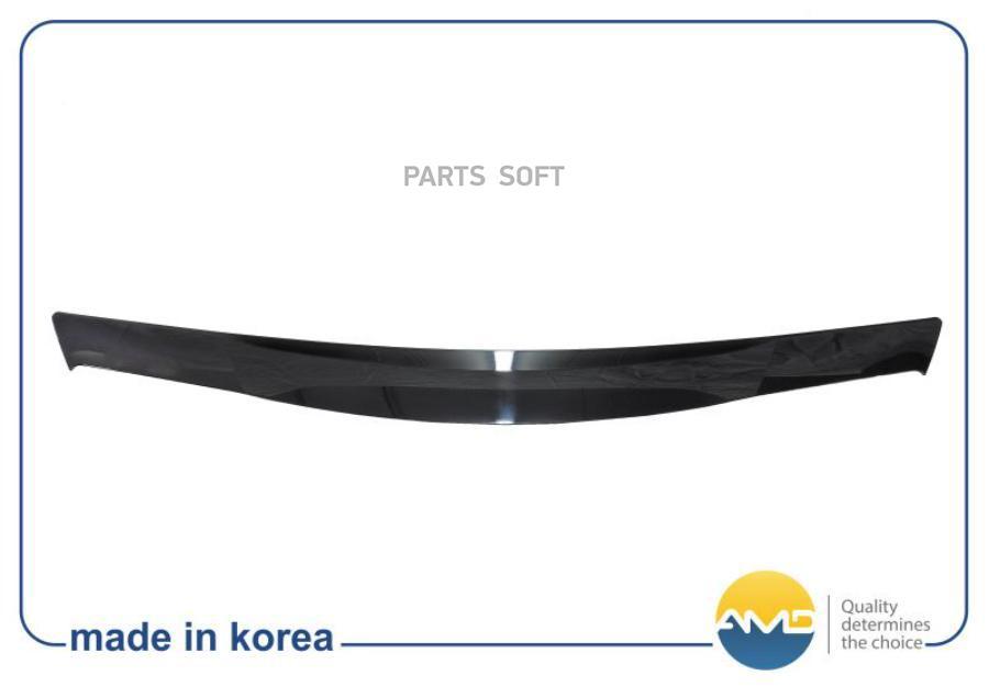 Дефлектор капота HD Sonata 2010-