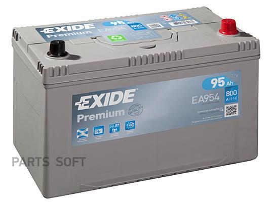 Аккумуляторная батарея Premium