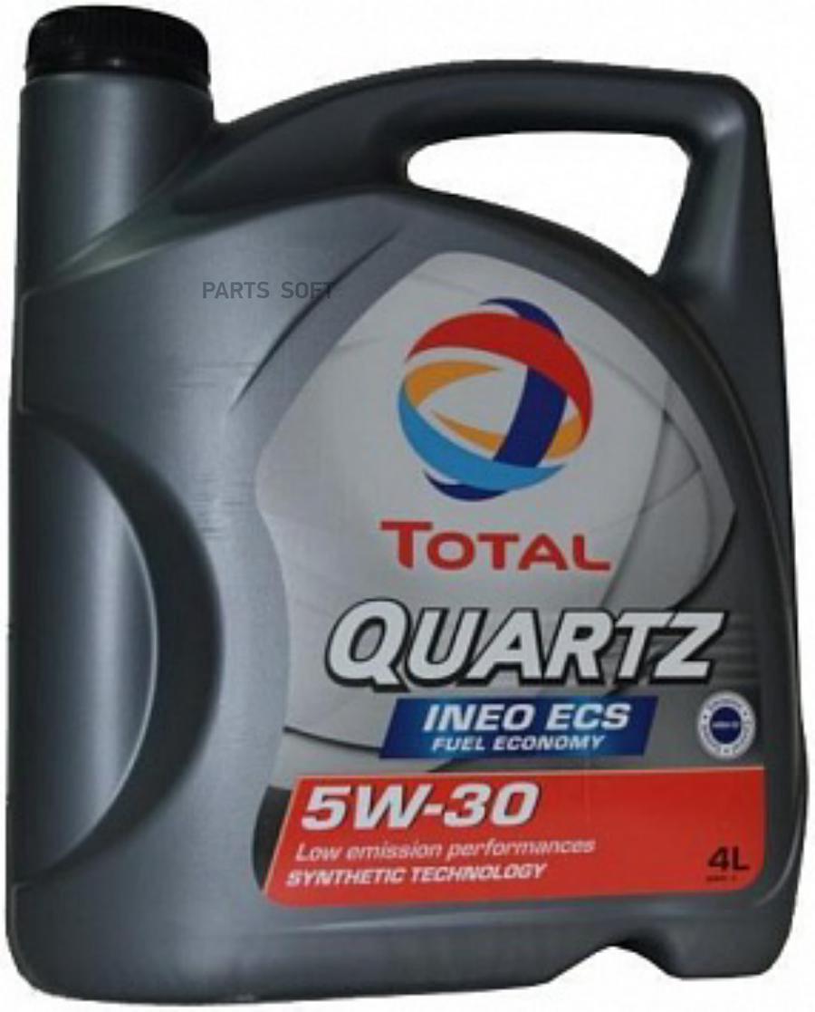 Моторное масло QUARTZ INEO ECS