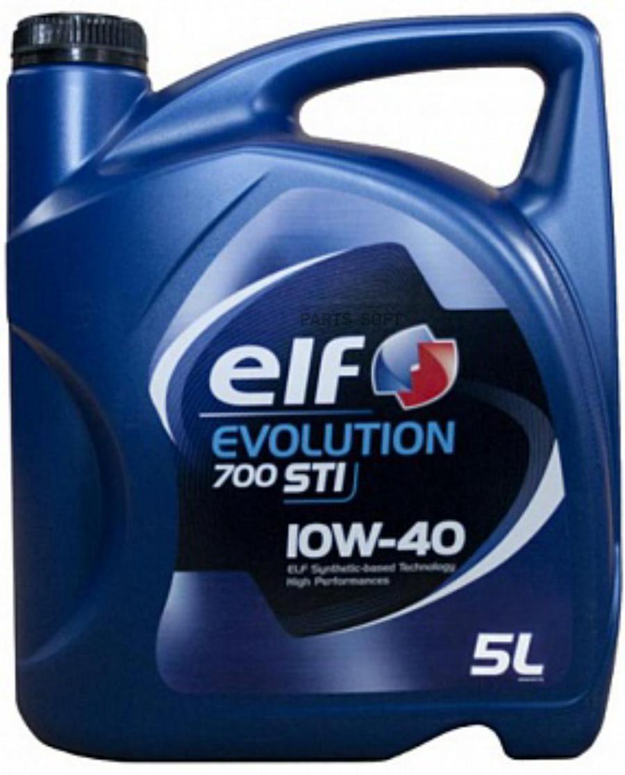 Моторное масло Evolution 700 STI