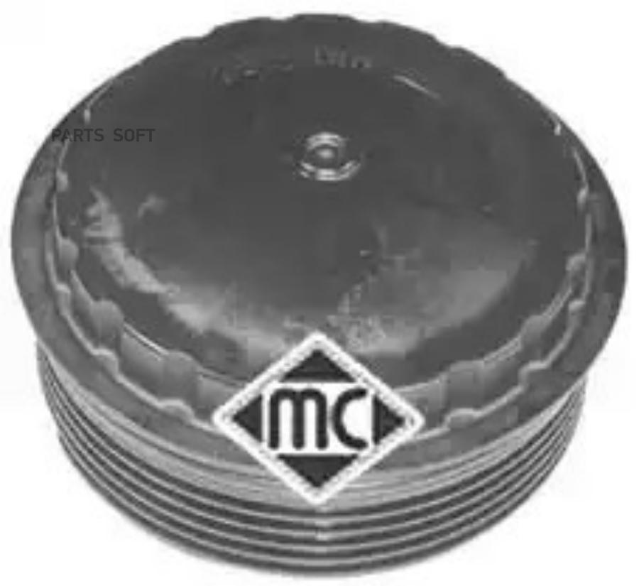 Крышка корпус масляного фильтра